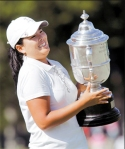 Gyopo In-Bee Park wins the U.S. Open