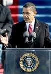 barack obama's inaugral address