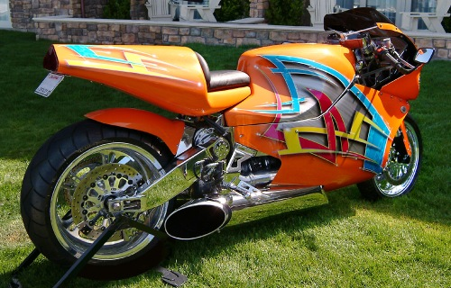 MTT 'Turbine Superbike'