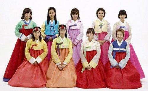Sonyuhshidae in Hanboks