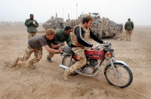 BRITAIN-AFGHANISTAN-MILITARY