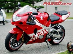 suzuki SX-R1000